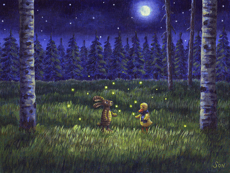 Finse-Jonesys-night-of-fireflies